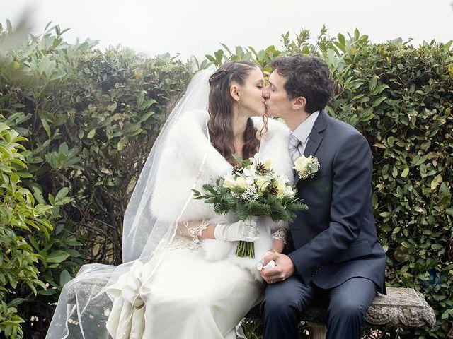 Il matrimonio di Emanuele e Corinna a Pistoia, Pistoia 33