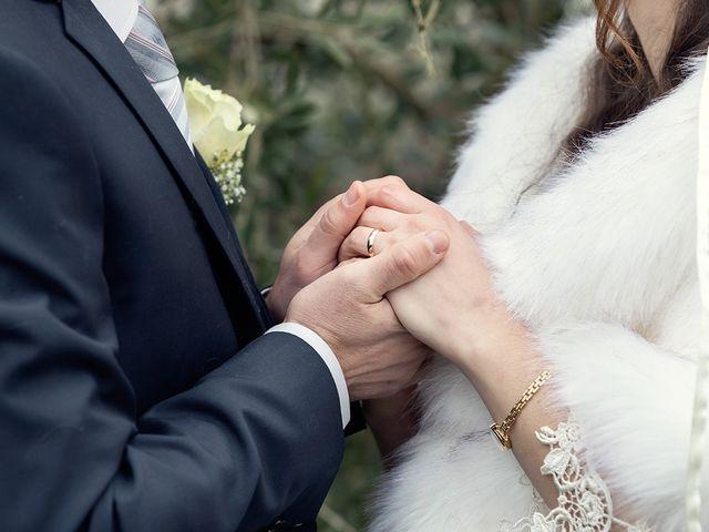Il matrimonio di Emanuele e Corinna a Pistoia, Pistoia 34