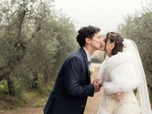 Il matrimonio di Emanuele e Corinna a Pistoia, Pistoia 36