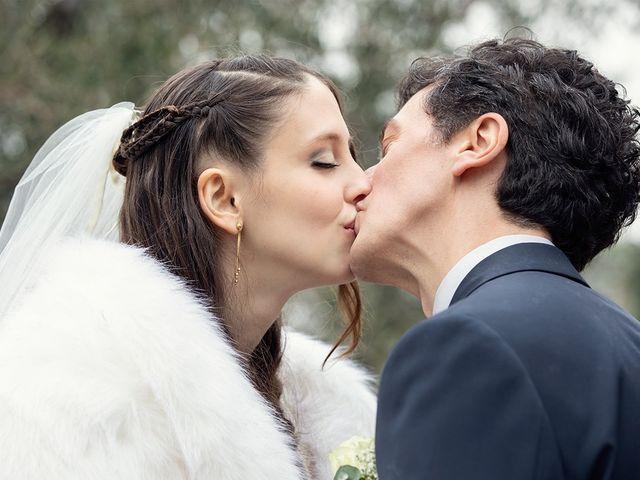 Il matrimonio di Emanuele e Corinna a Pistoia, Pistoia 37