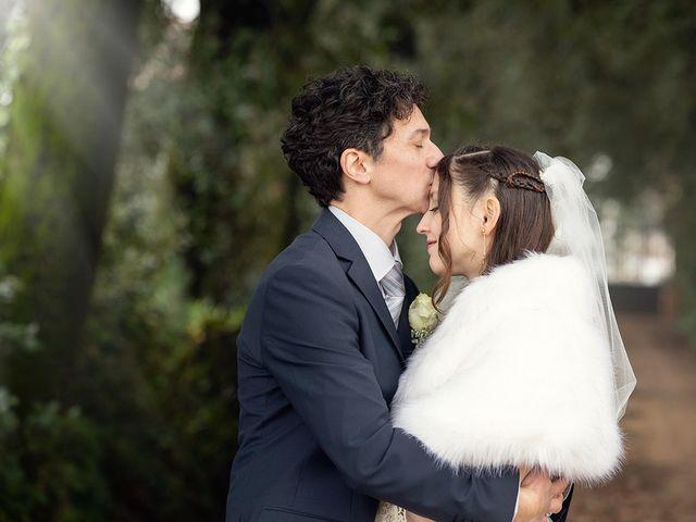 Il matrimonio di Emanuele e Corinna a Pistoia, Pistoia 40