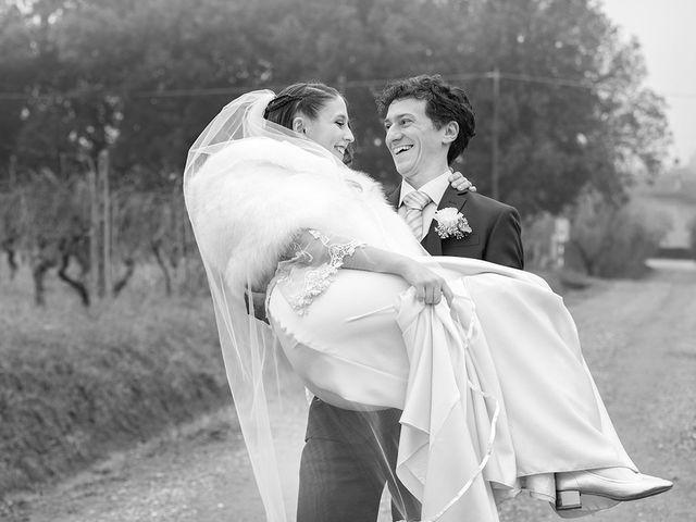 Il matrimonio di Emanuele e Corinna a Pistoia, Pistoia 41