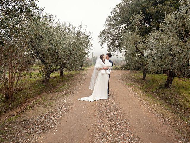 Il matrimonio di Emanuele e Corinna a Pistoia, Pistoia 42