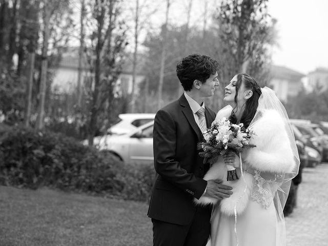 Il matrimonio di Emanuele e Corinna a Pistoia, Pistoia 43