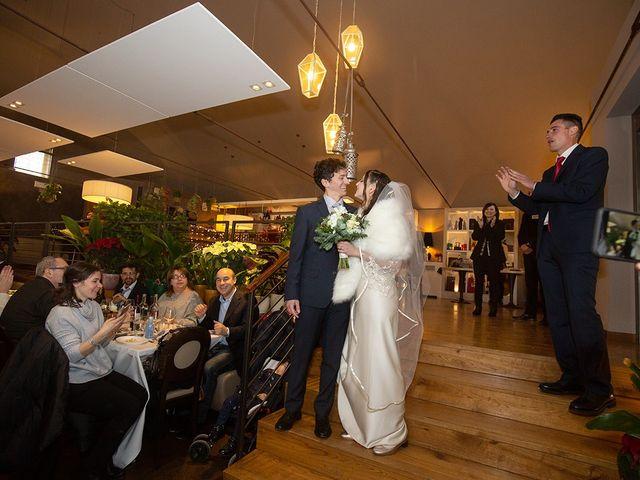 Il matrimonio di Emanuele e Corinna a Pistoia, Pistoia 46