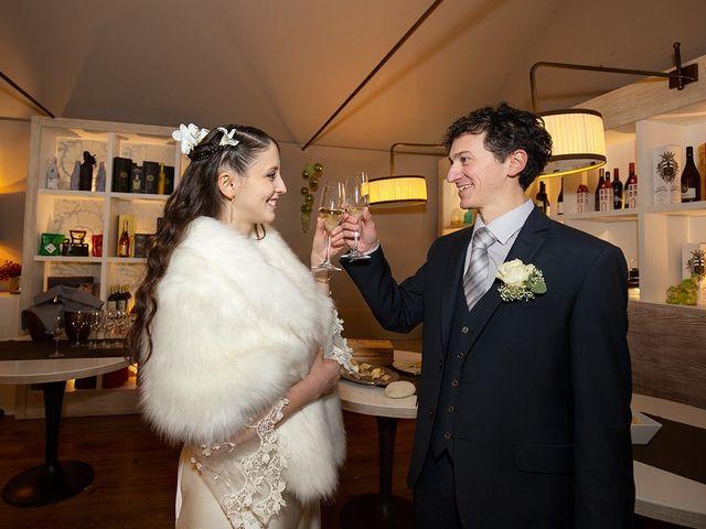 Il matrimonio di Emanuele e Corinna a Pistoia, Pistoia 51