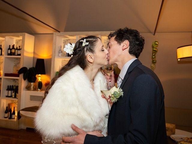 Il matrimonio di Emanuele e Corinna a Pistoia, Pistoia 52