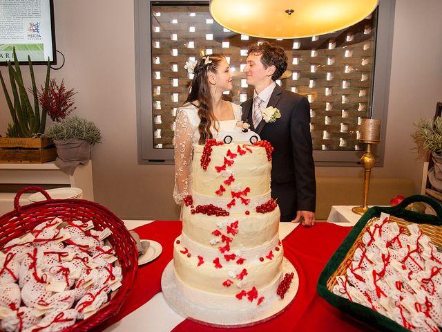 Il matrimonio di Emanuele e Corinna a Pistoia, Pistoia 56