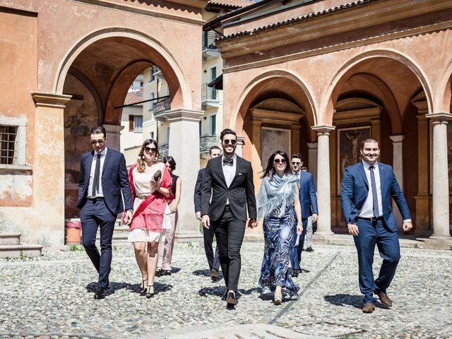 Il matrimonio di Michele e Melania a Stresa, Verbania 8