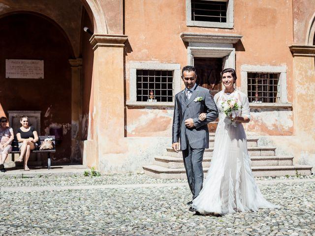 Il matrimonio di Michele e Melania a Stresa, Verbania 9