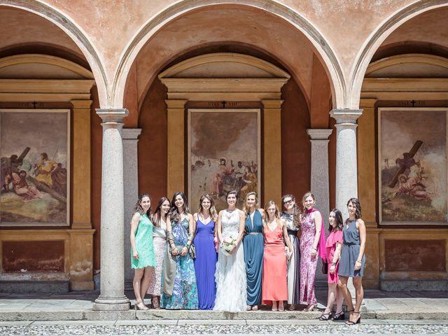 Il matrimonio di Michele e Melania a Stresa, Verbania 1