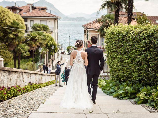 Il matrimonio di Michele e Melania a Stresa, Verbania 17