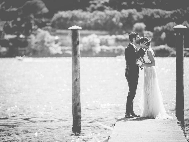 Le nozze di Melania e Michele