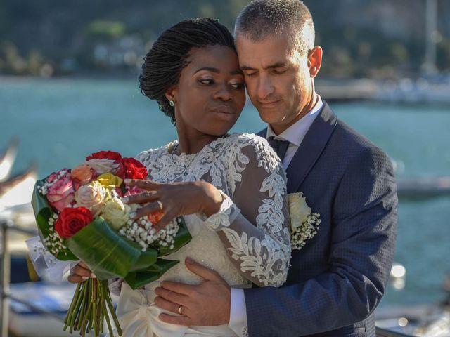 le nozze di Susan e Marco
