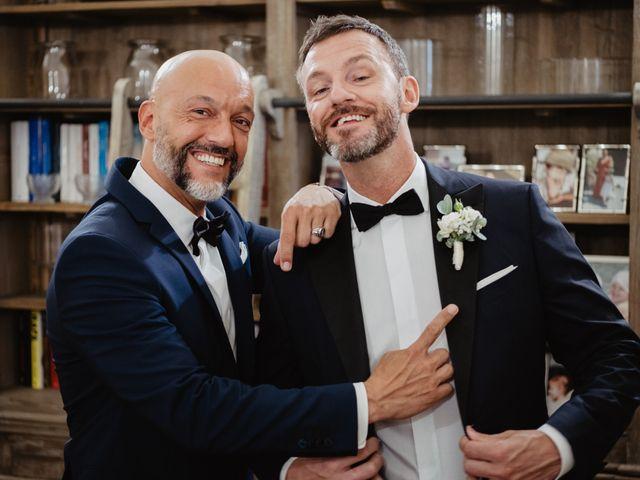 Il matrimonio di Diego e Sara a Vigone, Torino 21