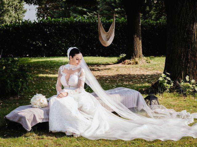 Il matrimonio di Diego e Sara a Vigone, Torino 23