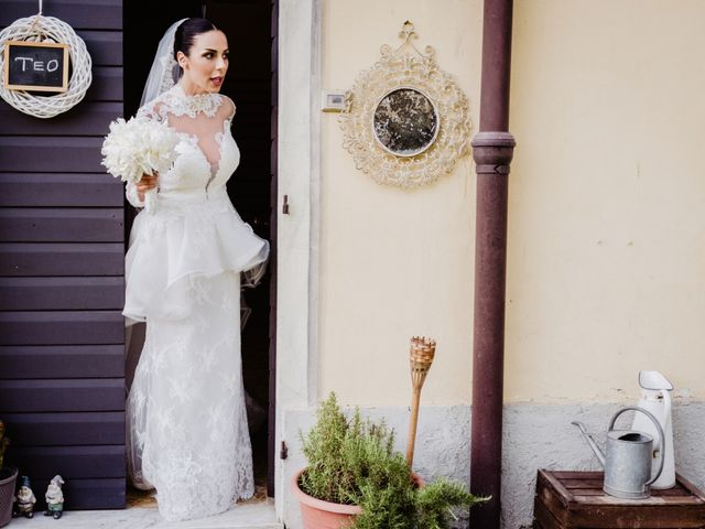 Il matrimonio di Diego e Sara a Vigone, Torino 27