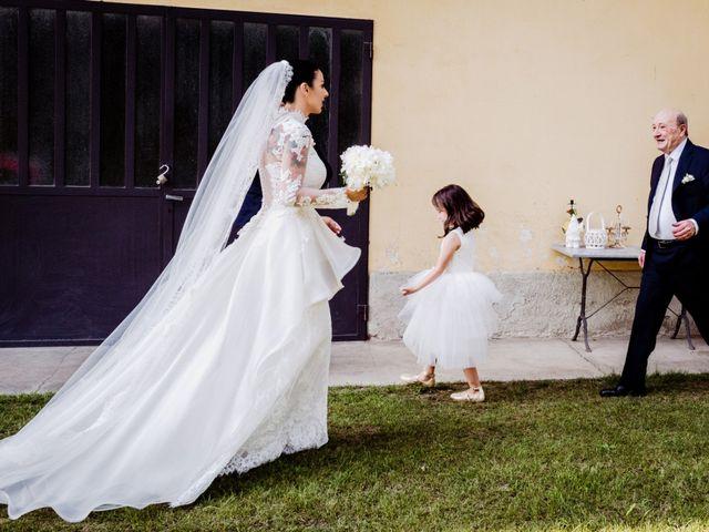 Il matrimonio di Diego e Sara a Vigone, Torino 28
