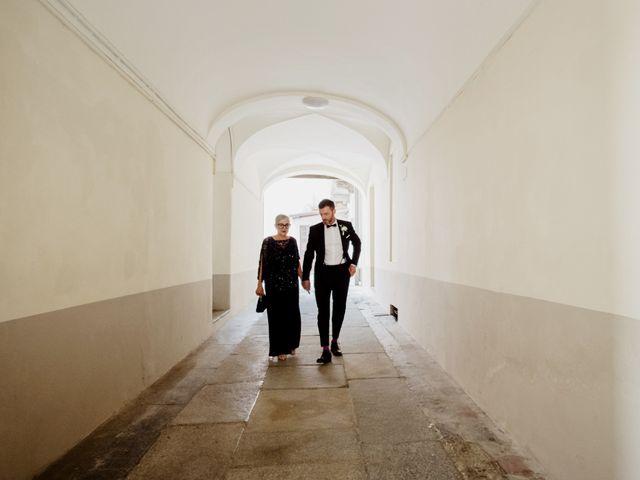 Il matrimonio di Diego e Sara a Vigone, Torino 30