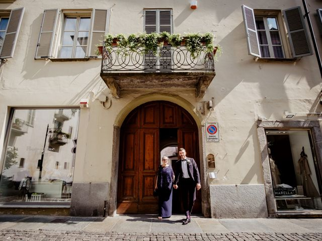 Il matrimonio di Diego e Sara a Vigone, Torino 31