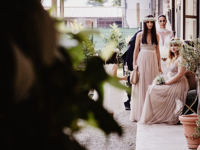 Il matrimonio di Diego e Sara a Vigone, Torino 33