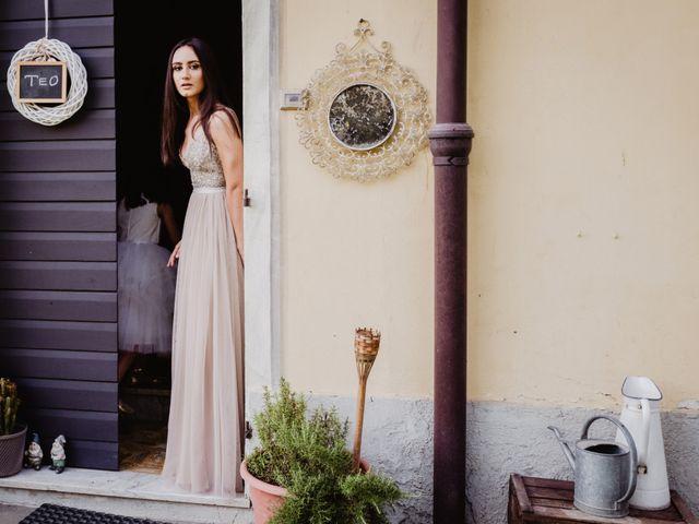Il matrimonio di Diego e Sara a Vigone, Torino 34