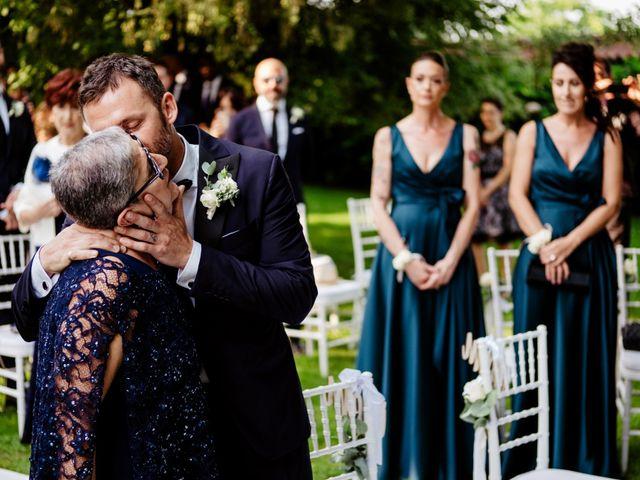 Il matrimonio di Diego e Sara a Vigone, Torino 35