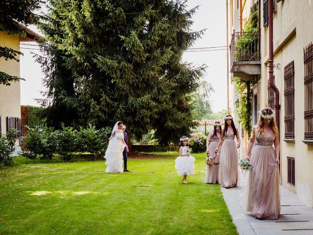 Il matrimonio di Diego e Sara a Vigone, Torino 37