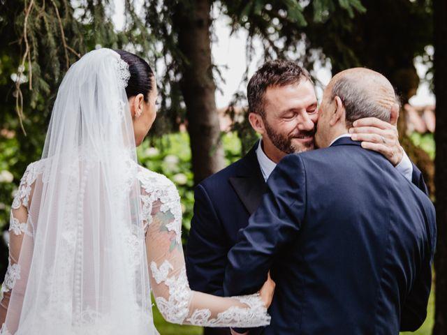 Il matrimonio di Diego e Sara a Vigone, Torino 42