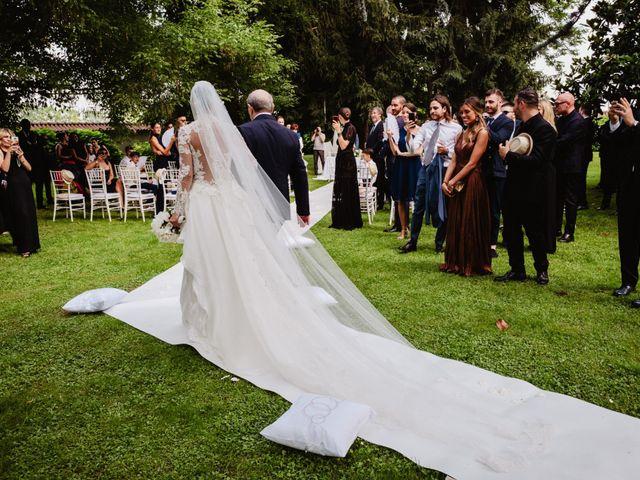 Il matrimonio di Diego e Sara a Vigone, Torino 43
