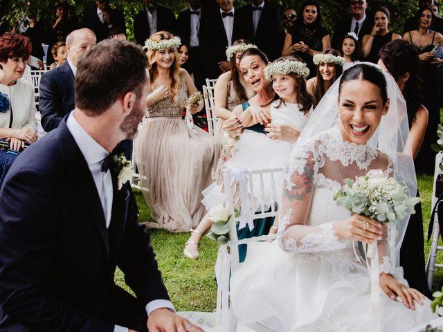 Il matrimonio di Diego e Sara a Vigone, Torino 44