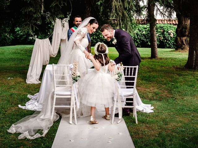Il matrimonio di Diego e Sara a Vigone, Torino 48
