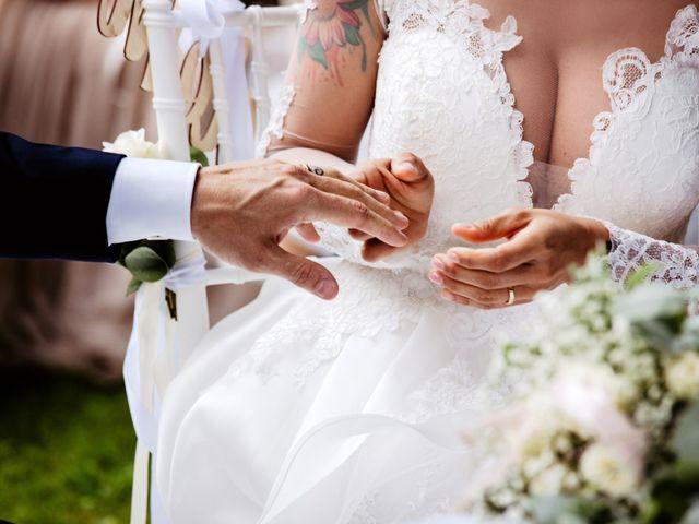 Il matrimonio di Diego e Sara a Vigone, Torino 49