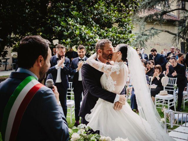 Il matrimonio di Diego e Sara a Vigone, Torino 50