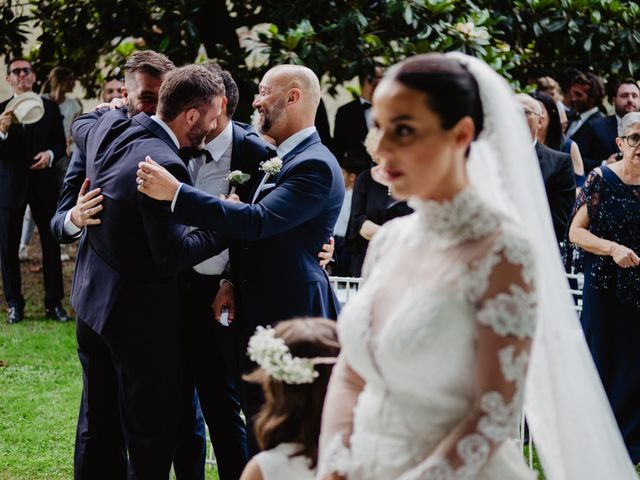 Il matrimonio di Diego e Sara a Vigone, Torino 53