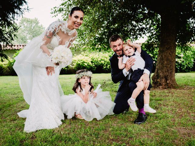 Il matrimonio di Diego e Sara a Vigone, Torino 57