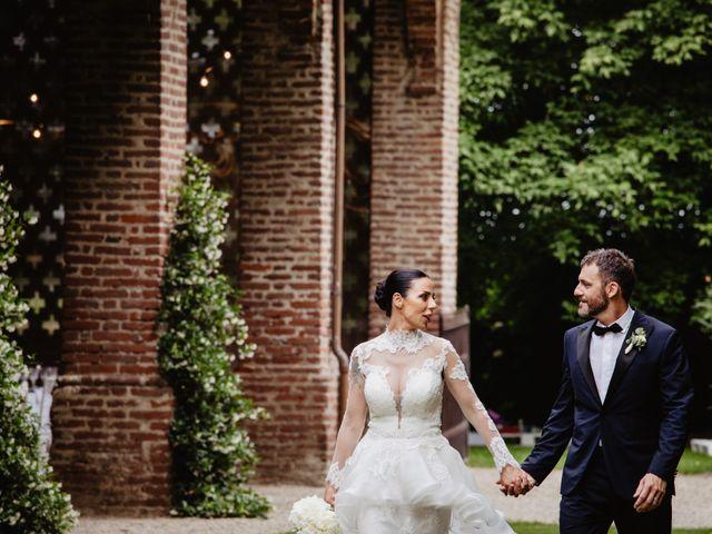 Il matrimonio di Diego e Sara a Vigone, Torino 60