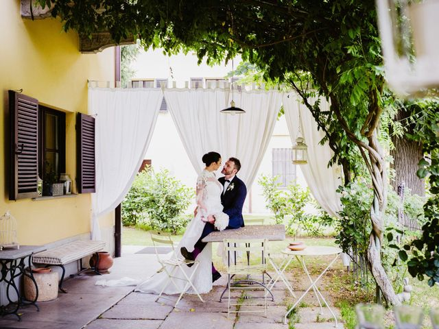 Il matrimonio di Diego e Sara a Vigone, Torino 63