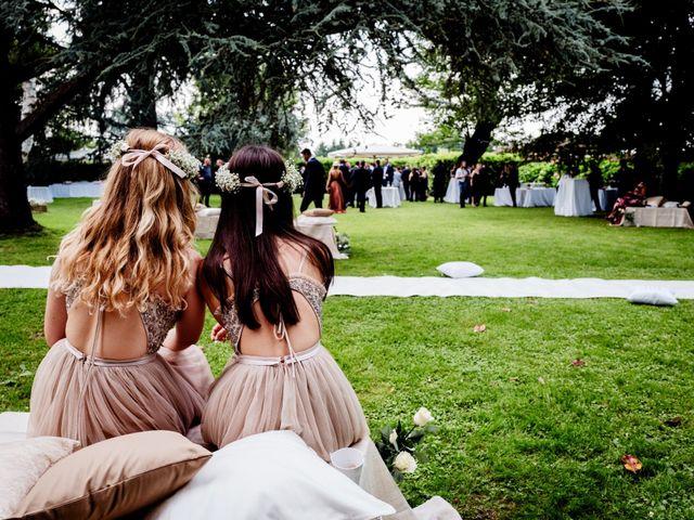 Il matrimonio di Diego e Sara a Vigone, Torino 65