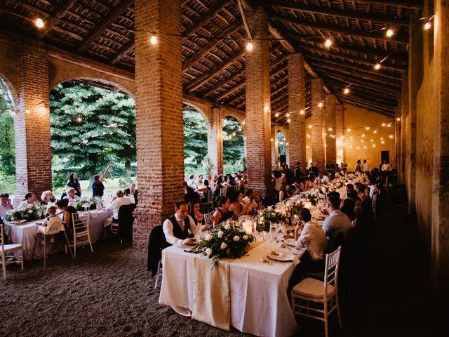Il matrimonio di Diego e Sara a Vigone, Torino 70