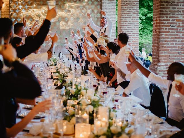 Il matrimonio di Diego e Sara a Vigone, Torino 72