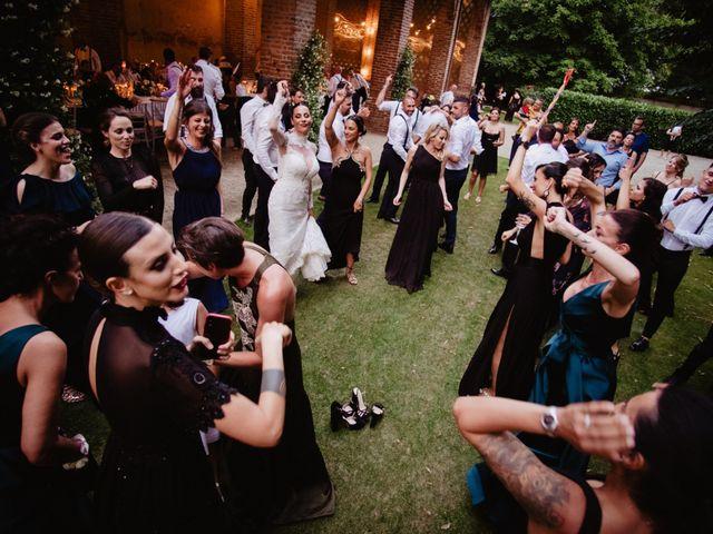 Il matrimonio di Diego e Sara a Vigone, Torino 75