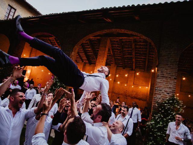 Il matrimonio di Diego e Sara a Vigone, Torino 76
