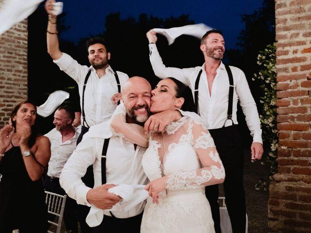 Il matrimonio di Diego e Sara a Vigone, Torino 78
