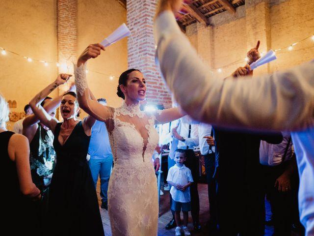 Il matrimonio di Diego e Sara a Vigone, Torino 79
