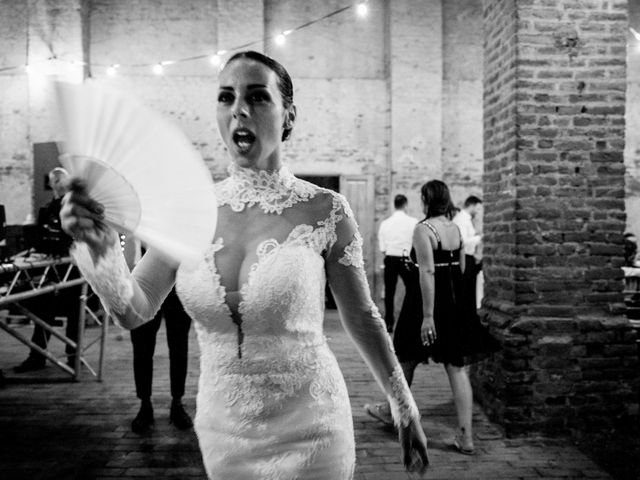 Il matrimonio di Diego e Sara a Vigone, Torino 83