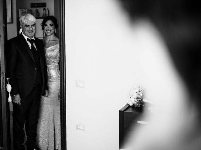 Il matrimonio di Bianca e Giovanni a Castellammare di Stabia, Napoli 32