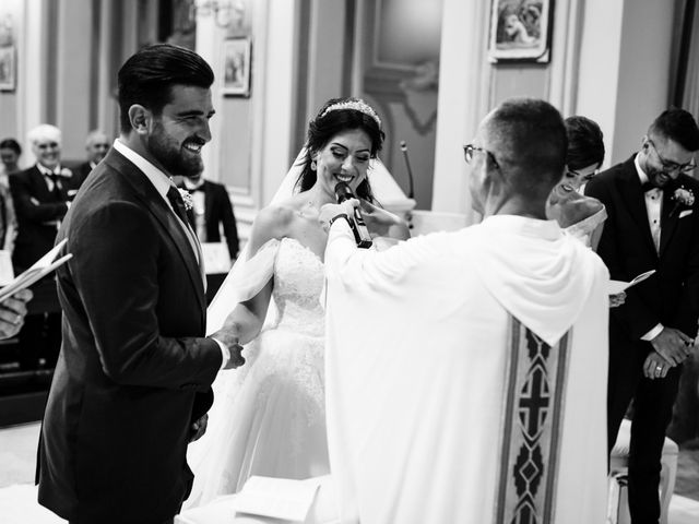 Il matrimonio di Bianca e Giovanni a Castellammare di Stabia, Napoli 55
