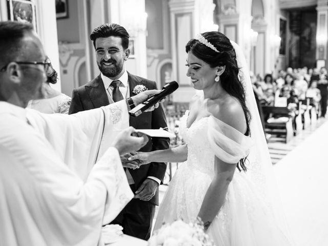 Il matrimonio di Bianca e Giovanni a Castellammare di Stabia, Napoli 57