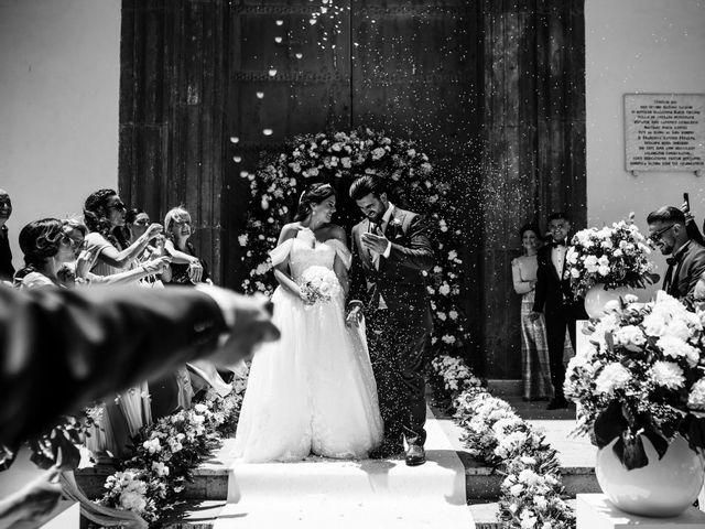 Il matrimonio di Bianca e Giovanni a Castellammare di Stabia, Napoli 60